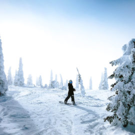 Familien Skigebiet Spindlermühle